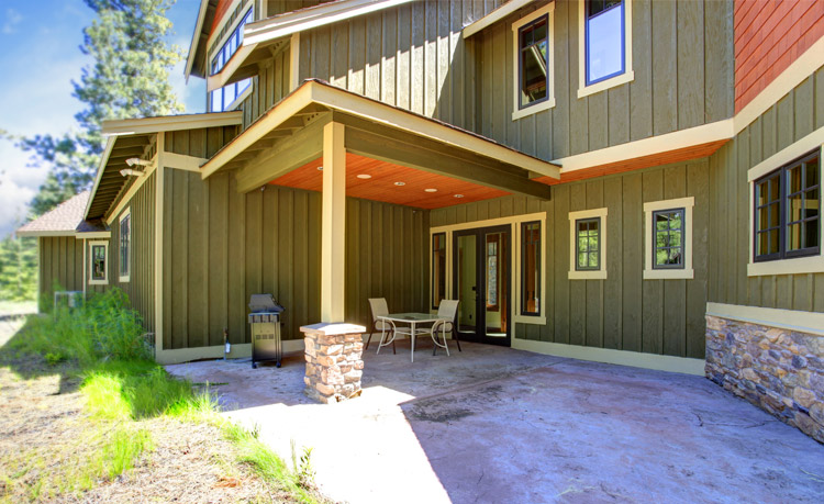 Make Your Colorado Home Green with James Hardie Siding