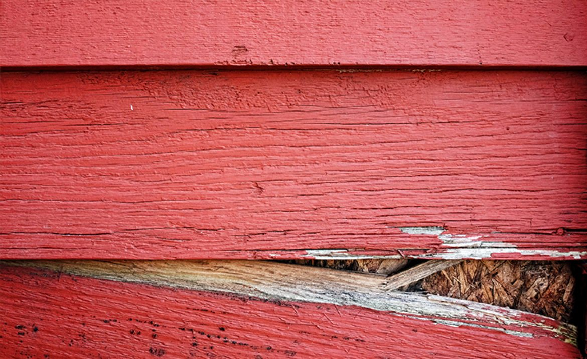 5 Problems Most Homeowners Have With Wood Siding