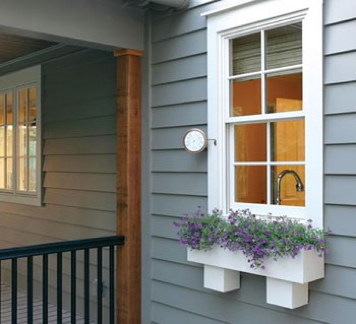Fiber cement siding offers many advantages over the for Alternatives to hardiplank siding