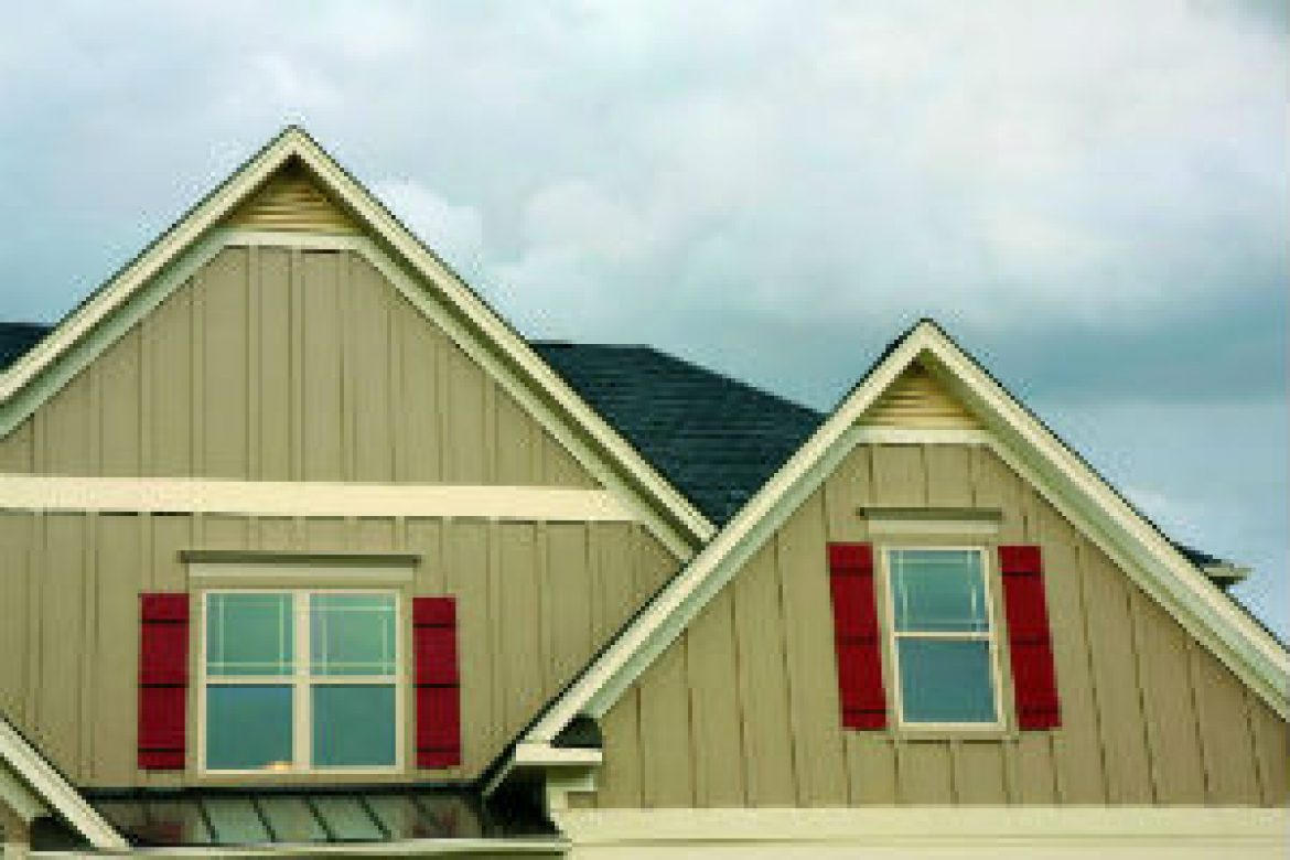 Vertical Siding For A Unique Look To Your Home