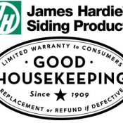 HardiPlank Siding is Awarded Good Housekeeping Seal