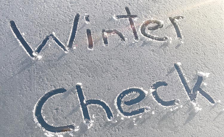 checklist winterizing home exterior colorado springs