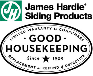Hardieplank Siding Awarded the Good Housekeeping Seal of Approval
