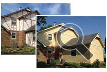 View our siding project galleries